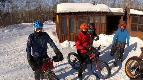 1. Grand Beach Fat Bike Ride 23 Mar 14 - Helmet 2