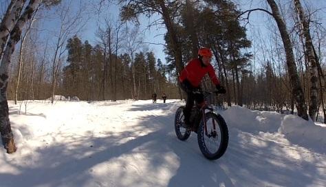 21. Grand Beach Fat Bike Ride 23 Mar 14 - Helmet 19