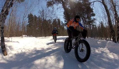 22. Grand Beach Fat Bike Ride 23 Mar 14 - Helmet 20