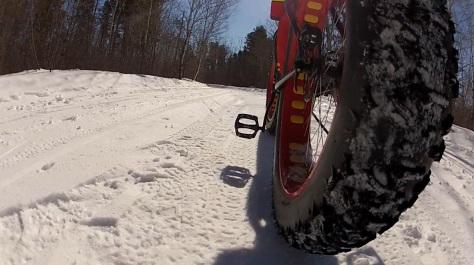 25. Grand Beach Fat Bike Ride 23 Mar 14 - Helmet 15