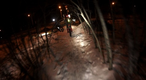 40. Fat Bike Night Ride 4 Apr 14 - Helmet 28