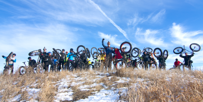 Video Time: 2015 Global Fat Bike Day Ride – Having a Blast in Winnipeg, Eh!