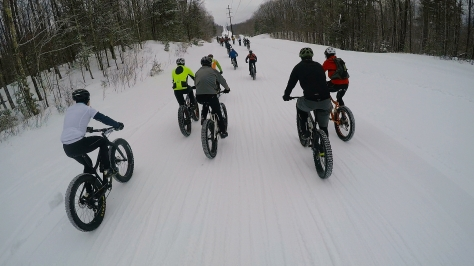 2016 Fat Bike Birkie - Helmet Screencap 5