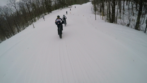 2016 Fat Bike Birkie - Helmet Screencap 8