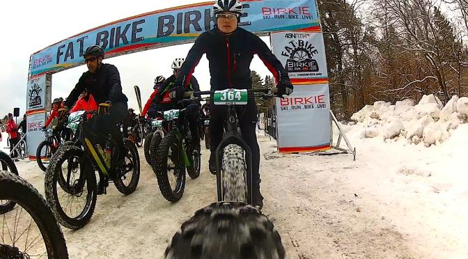 2016 Fat Bike Birkie – Fun with over 1000 Fatties!
